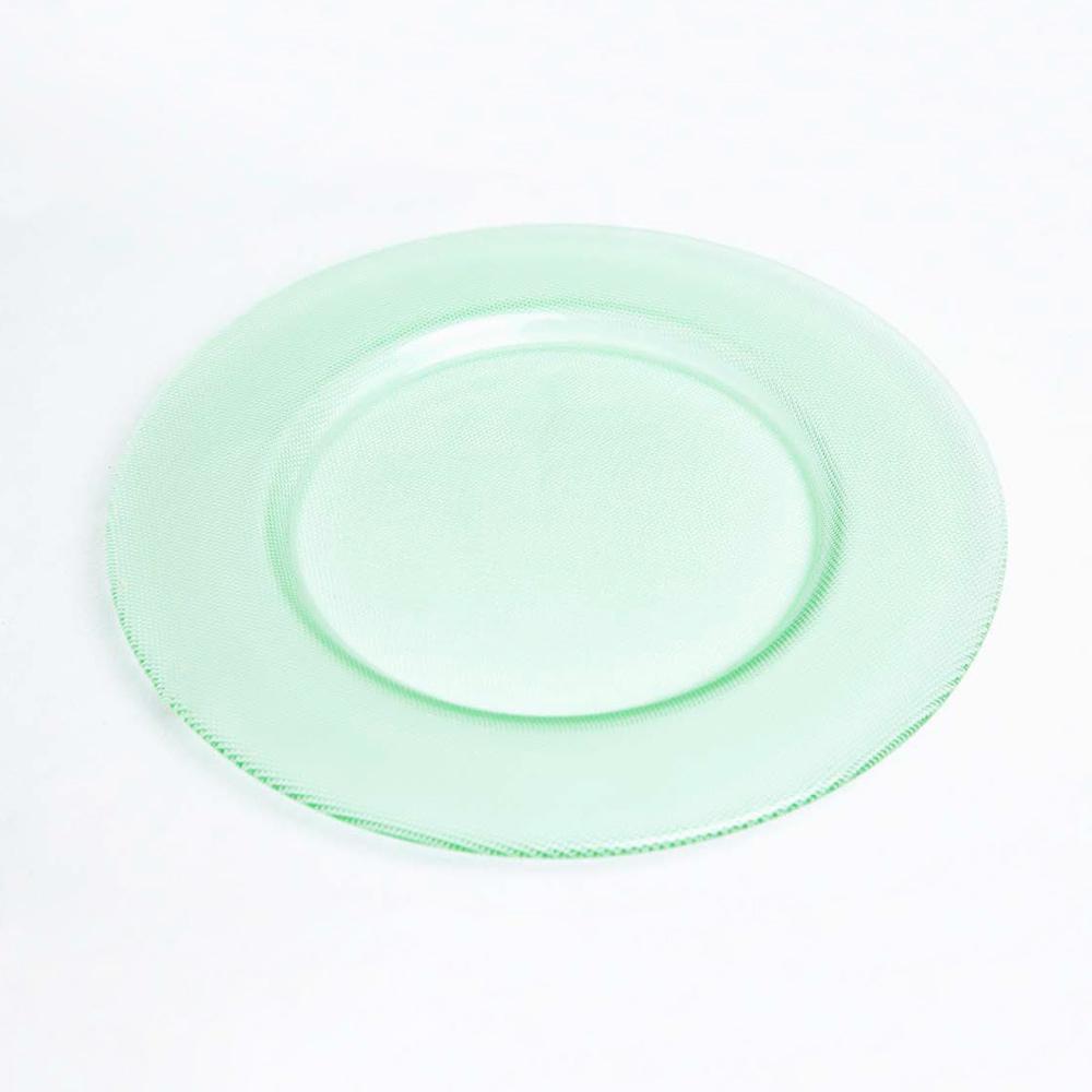Bajo-plato-cristal-verde-claro