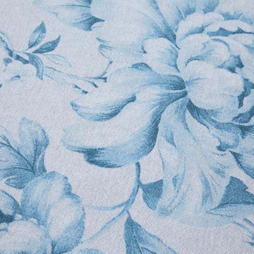 Mantel-redondo-flores-azules
