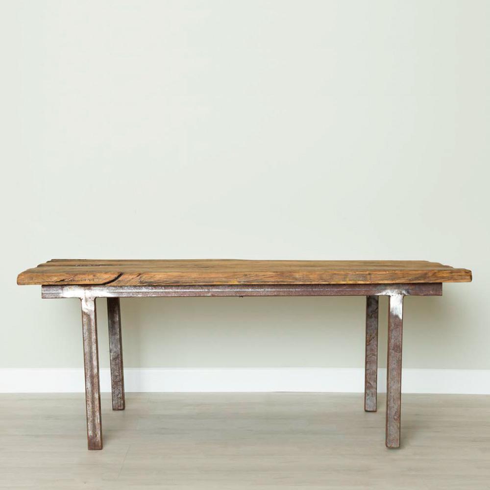 Mesa-madera-hierro