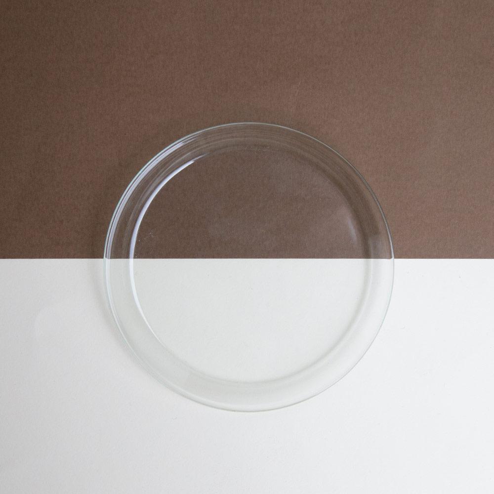 Plato-pan-transparente