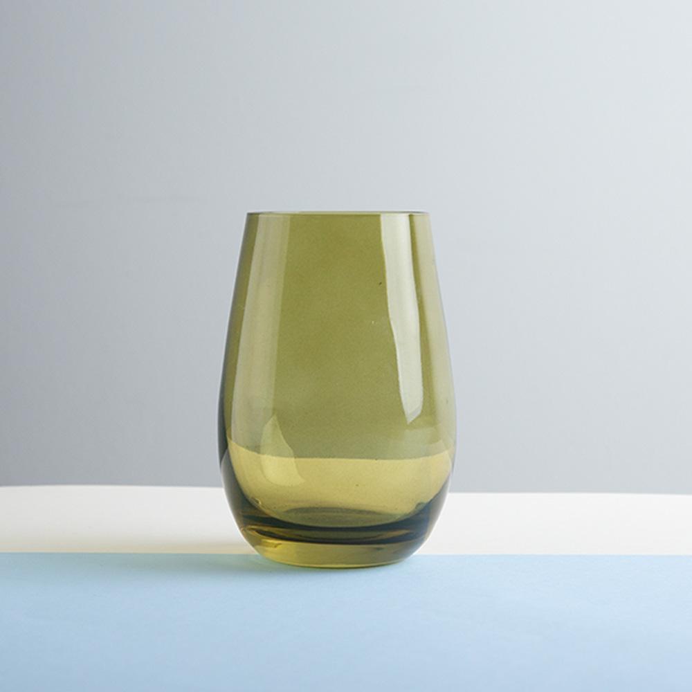 Vaso-color-oliva